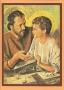 heiliger Josef und Jesus